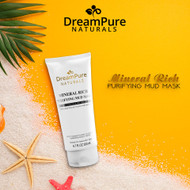 DreamPure Naturals Mineral Rich Purifying Mud Mask 200ML Buy online in Pakistan on Saloni.pk
