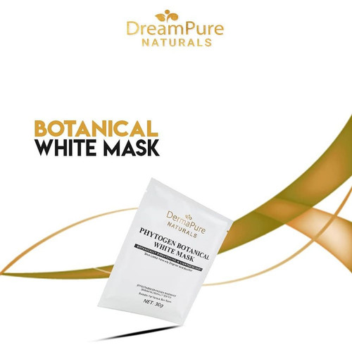 DreamPure Naturals Phytogen Botanical White Mask 30 Grams Buy online in Pakistan on Saloni.pk