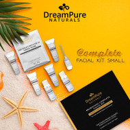 DreamPure Naturals Brightening Complete Facial Kit Buy online in Pakistan on Saloni.pk
