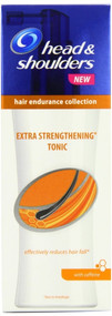 Head & Shoulders Hair Endurance Collection Extra Strengthening Tonic 125ml buy online on saloni.pk