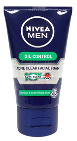 Nivea Men Oil Control Acne Clear Facial Foam  Buy Online In Pakistan Best Price Original Product