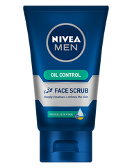 Nivea Men OIL Control Face Scrub  Buy Online In Pakistan Best Price Original Product