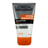 L'oreal Paris Men Expert Hydra Energetic Detoxifying Foam 100ML
