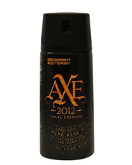 Axe 2012 Final Edition Deodrant Spray 150ML