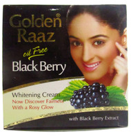 Golden Raaz Oil Free Black Berry 22gm