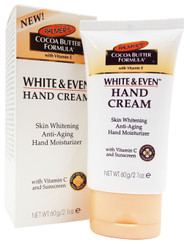 Palmer's Cocoa Butter Formula White Even Hand Cream 60g Buy online in Pakistan on Saloni.pk