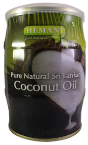 Hemani Pure Sri lankan Coconut Oil 400 ML buy online in pakistan