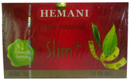 Hemani Slim + Enhanced Formula 20 Tea Bags
