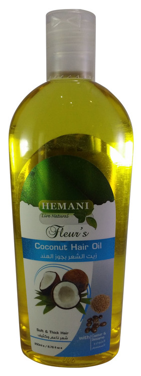 Hemani Coconut Soft & Thick Hair Oil buy online in pakistan