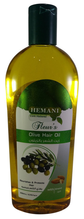 Hemani Olive Hair Oil 200 Ml