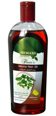 Hemani Henna Hair Oil 200 Ml