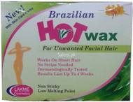 Brazilian Hot Wax Front