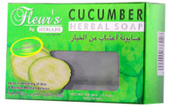 Hemani Cucumber Transparent Herbal Soap 100Gram