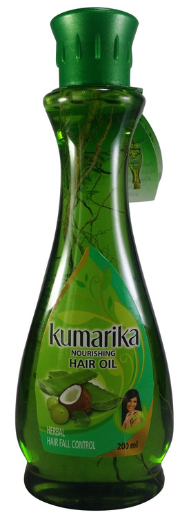 Kumarika Herbal Hair Fall Control Hair Oil 200ML