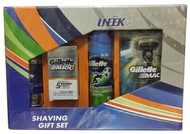 Gillette Men Uneek Shaving Gift Set 0904