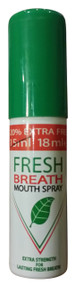 Fresh Breath Mouth Spray Extra Strength 18ML