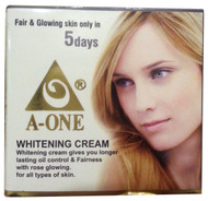 A- One Whitening Cream Fair & Glowing Skin