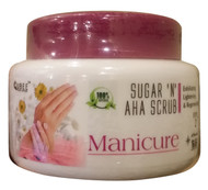 Qubee Manicure Sugar Scrub buy online in pakistan