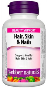 Webber Natural Hair, Skin & Nails Formula 90 Caps buy online in pakistan best price deal natural supplements