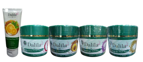 Dalila Whitening Facial Kit 250ML