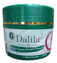 Dalila Daily Cream Facial Cleanser 250 ML