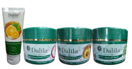 Dalila UK Anti Wrinkle Facial Kit 250ML