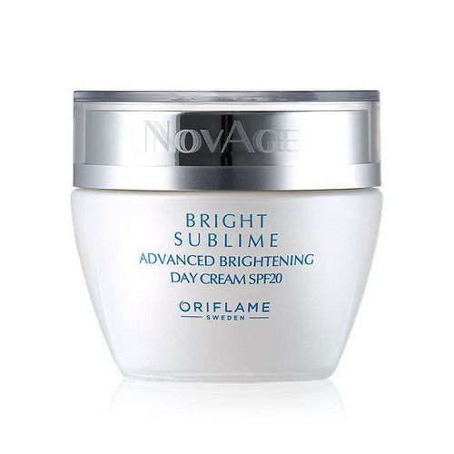 Oriflame NovAge Bright Sublime Day Cream