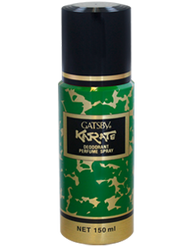 Gatsby Deodorant Perfume Spray-Karate 150ML