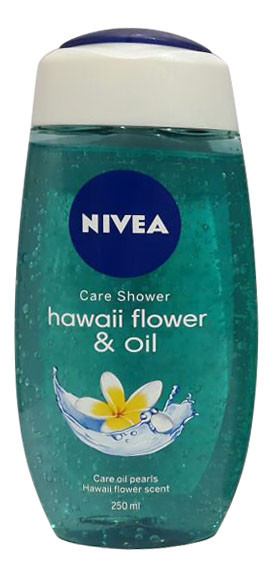Nivea Care Shower Hawaii Flower & Oil 250ML