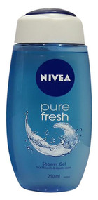 Nivea Pure Fresh Shower Gel