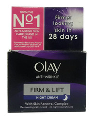 Olay Firm & Lift Anti-Wrinkle Night Cream