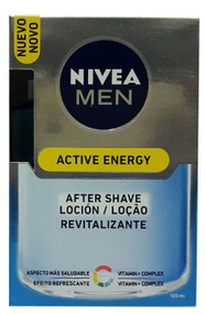 Nivea Men Active Energy After Shave Revitalizante