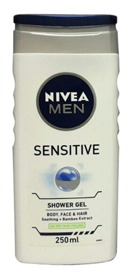 Nivea Men Sensitive Shower Gel Buy Online In Pakistan Best Price Original Product