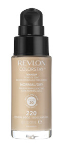 Revlon Colorstay Makeup Foundation Normal/Dry Skin SPF20 Natural Beige 220