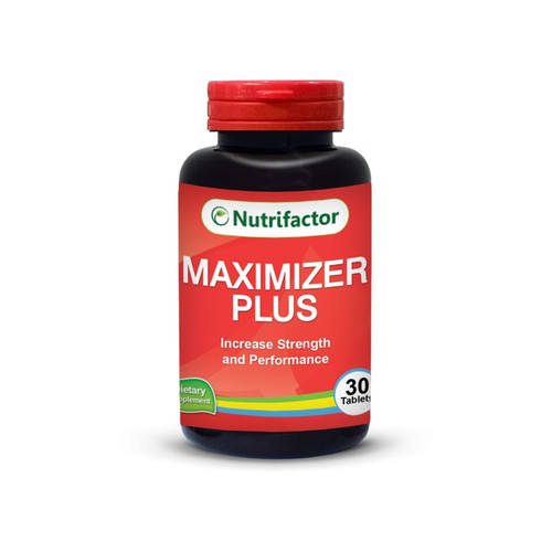 Nutrifactor Maximizer Plus Male Virility Supplement 30 Tablets buy online in pakistan best deal price original products