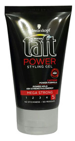 Schwarzkopf Taft Mega Strong Power Styling Gel