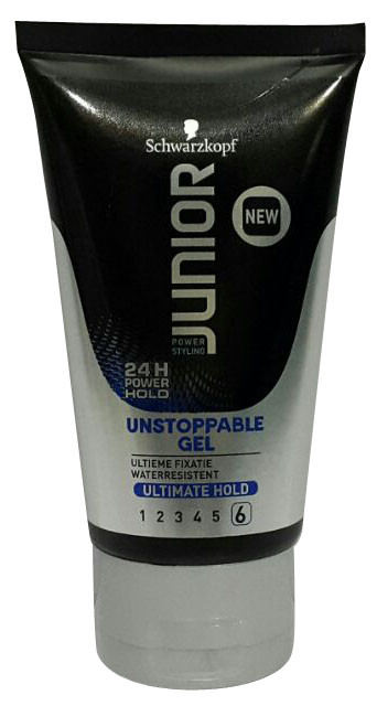 Schwarzkopf Junior Ultimate Hold Unstoppable Gel