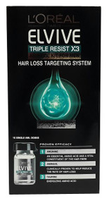 L'oreal Paris Elvive Triple Resist X3 Aminexil Kit  For Men