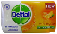 Dettol Re-Energize Anti-Bacterial Soap