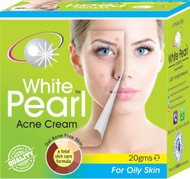 White Pearl Acne Cream