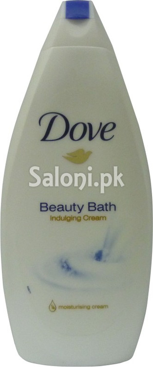Dove Beauty Bath Indulging Cream 500 ML