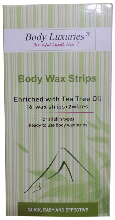 Body Luxuries Enriched With Tea Tree Oil