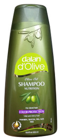 Dalan D'Olive Olive Oil Nutrition Color Protection Shampoo