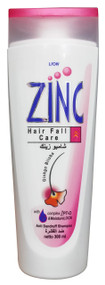 Zinc Hair Fall Care Ginkgo Biloba Anti Dandruff Shampoo