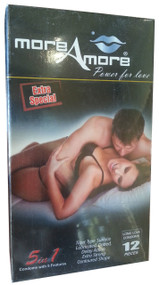 More Amore Power For Love Condoms