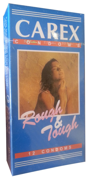 Carex Rough & Tough 12 Condoms