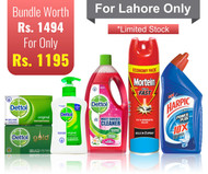 RB Household Bundle (Dettol, Harpic & Mortein)
