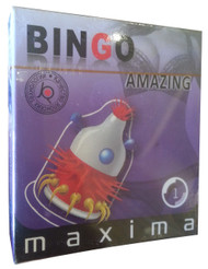 Bingo Amazing Spike Condom 1 Pieces