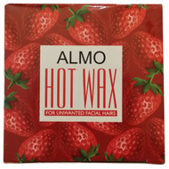 Almo Hot Wax For Unwanted Hair Strawberry