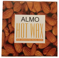 Almo Hot Wax For Unwanted Hair Almond